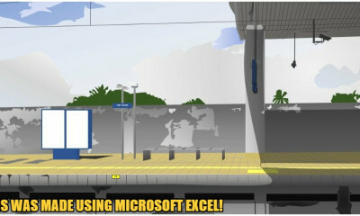Microsoft Excel Artwork By Safarina 7
