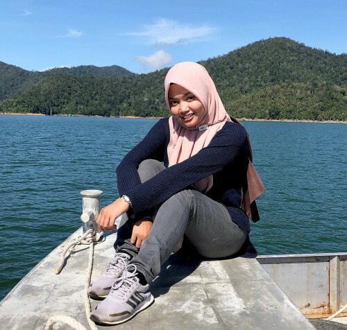 Nurimanina Najwa At Tasik Temengor Gerik Perak