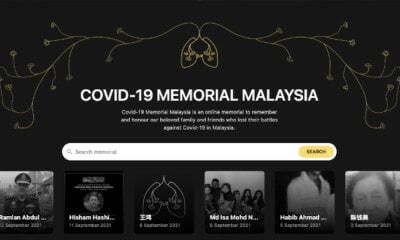 Covid Memorial Malaysia