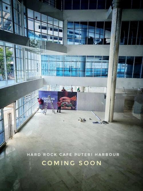 Hard Rock Cafe Puteri Harbour