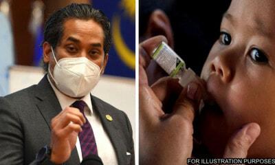 Malaysia Polio Outbreak Over