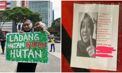 Msian Environmental Activist Shakila Zen Get Threatened
