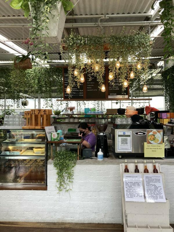 Orchid Farm Cafe Ulu Yam Selangor 4