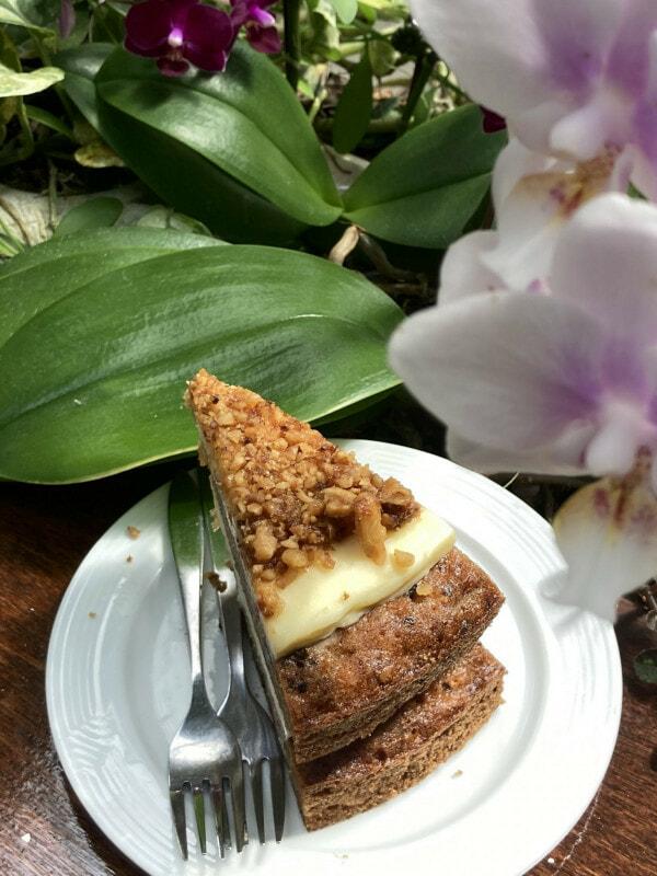 Orchid Farm Cafe Ulu Yam Selangor 7