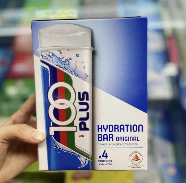 100Plus Hydration Bar