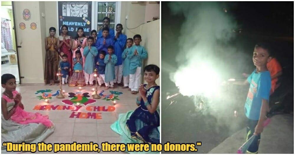 Heavenly Child Home Deepavali 1