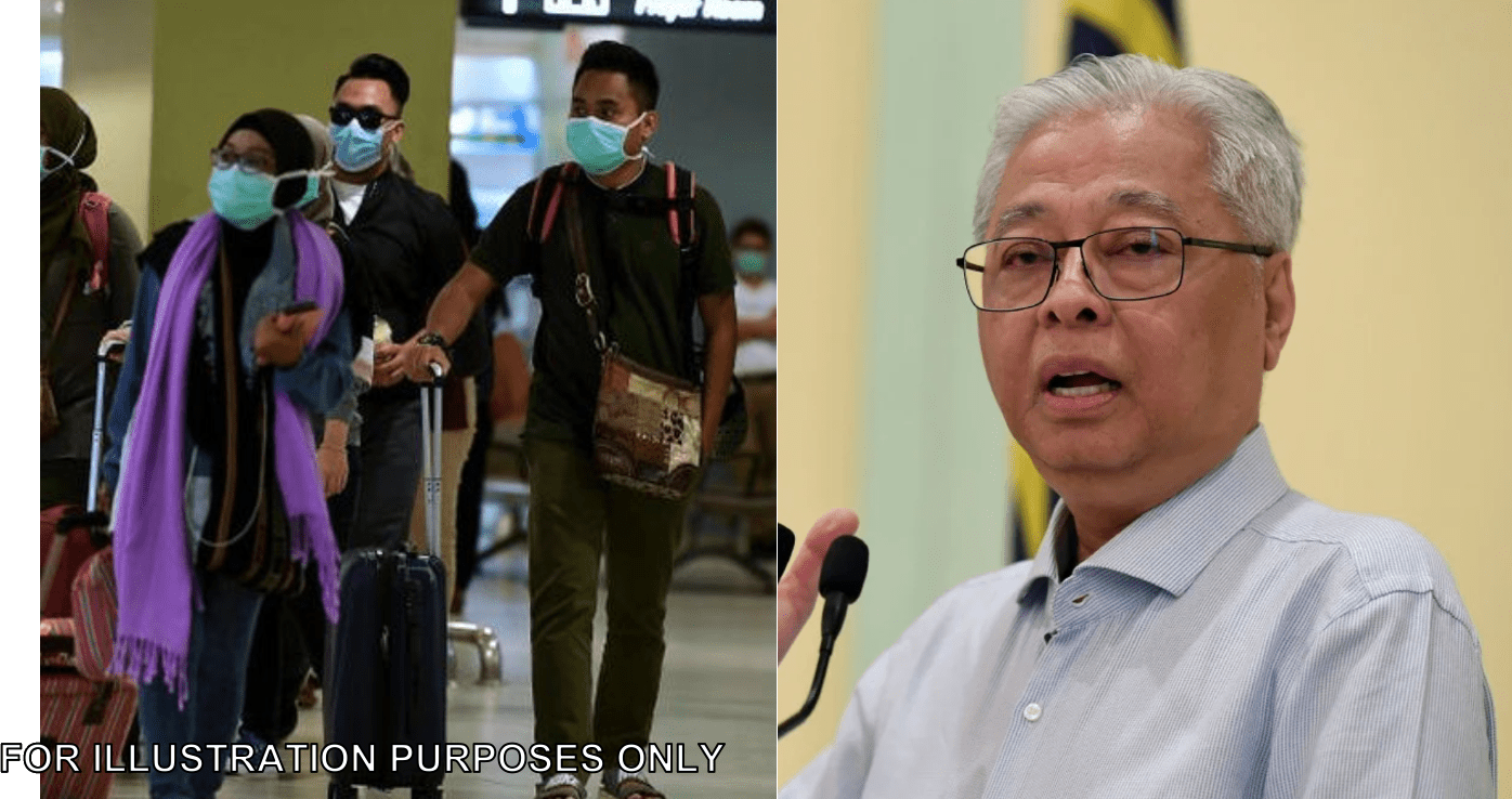 Malaysias Can Travel Overseas By December