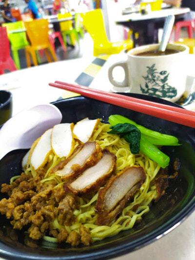Maybanksama Noodles