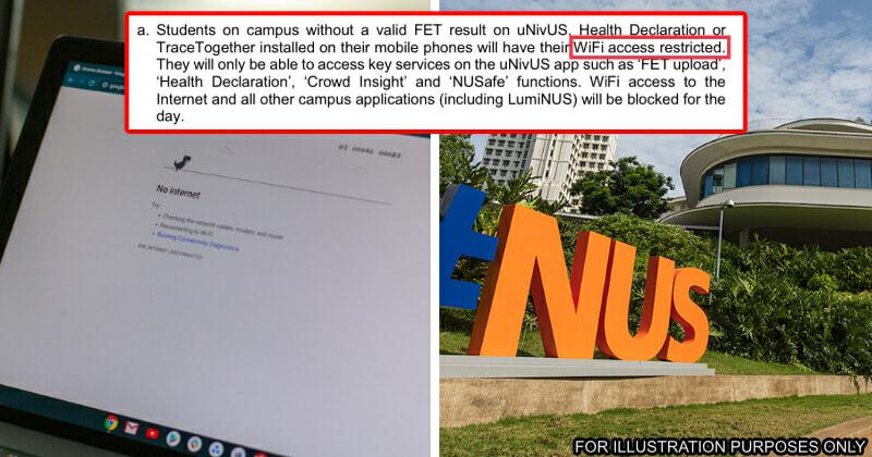 Nus Student Block Wifi