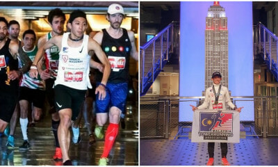 Soh Wai Ching First Asian To Win Empire State Building Run Up
