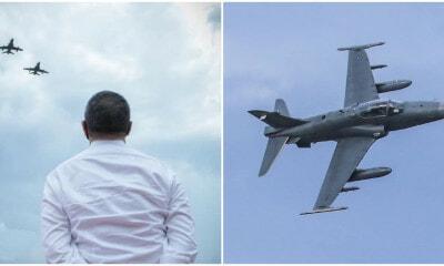 Fighter Jet Subang Airport Fdpa 50Th Anniversary
