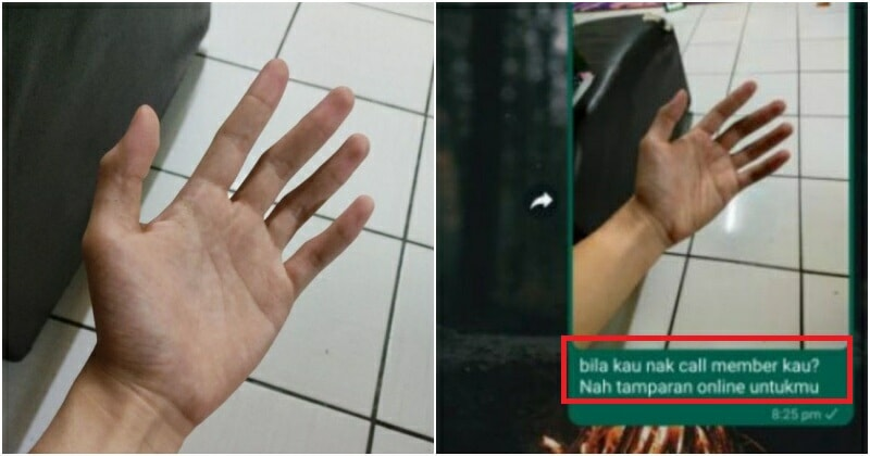 Malaysian Sends Online Slaps To Your Friends 1
