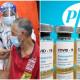 Pfizer Booster Shot Elderly